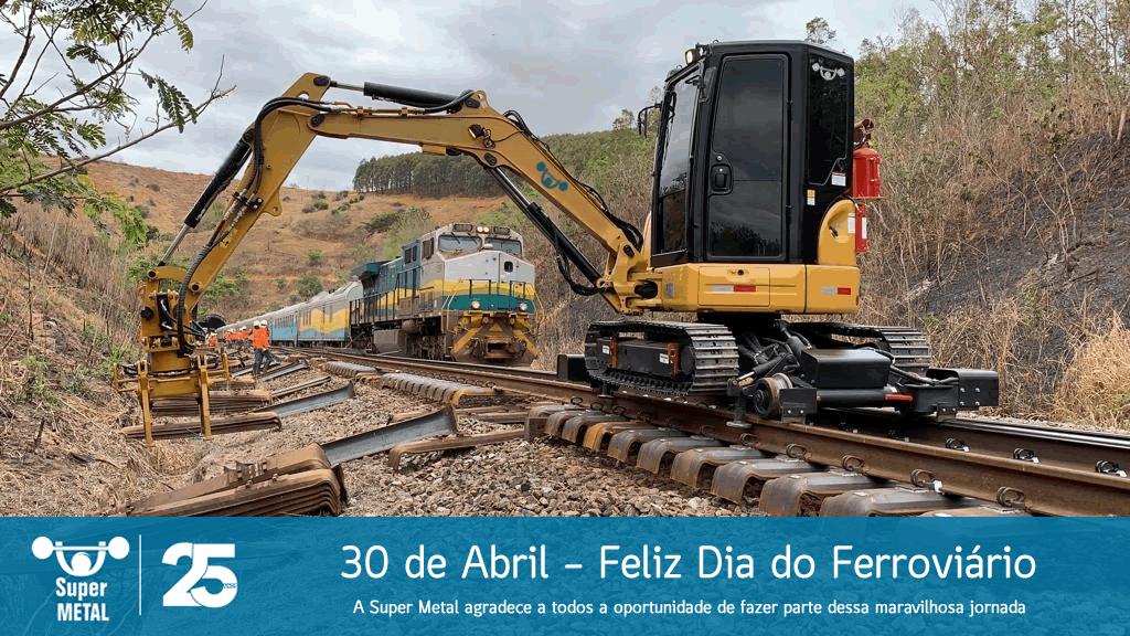 30 de Abril de 2020 – Dia do Ferroviário