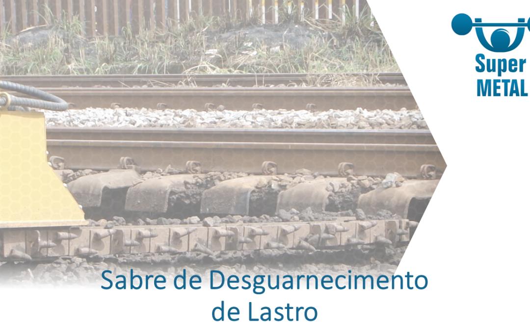 Sabre de Desguarnecimento BDL01-SM